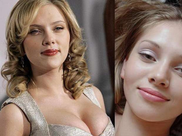 De Las Actrices Hollywood Contrasta Con La Imagen Agresiva