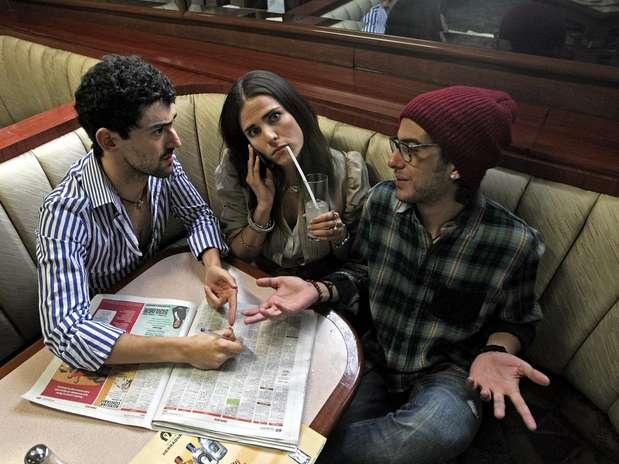 La Única de Guerrero fue una de las locaciones donde se filmó la película, y donde ayer el elenco se reunió para recordar sus gratos momentos. Foto: Reforma