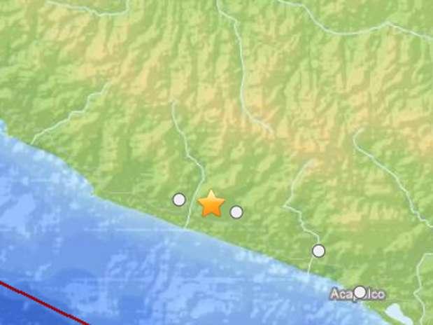 Un sismo se sintió hoy, 4 de abril de 2013, en la capital del país, con una intensidad preliminar de 5.3 grados Richtergrados con origen en Tecpan, Guerrero. Foto: Especial / Terra