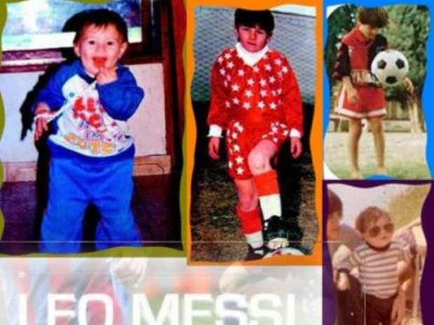 youth levels of the club Abanderado Grandoli a few blocks from Messi ...