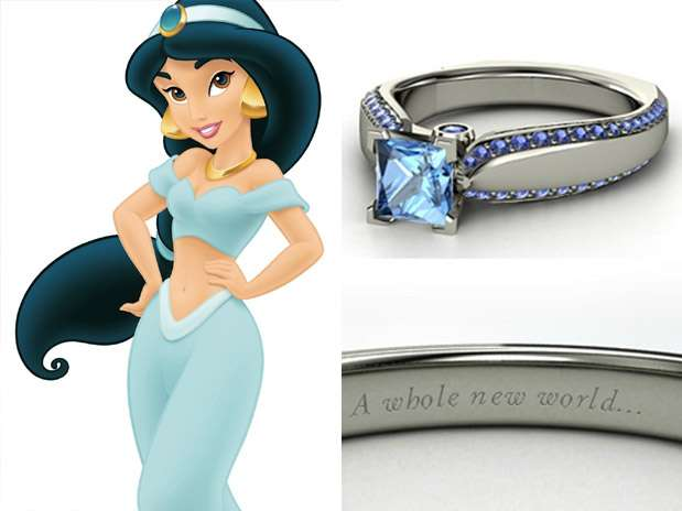 Princesas De Disney Inspiran Costosa Joyer U00eda De Lujo