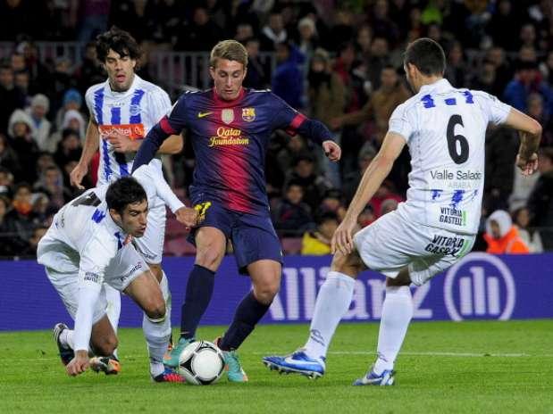 Deulofeu, canterano del FC Barcelona Foto: Getty Images