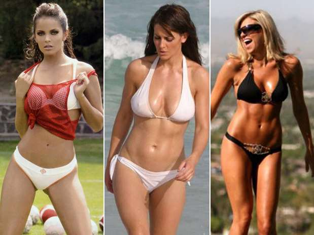 Hottest nude sports anchors special