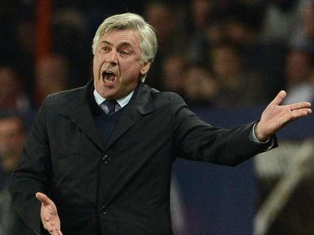 El técnico italiano Carlo Ancelotti Foto: Getty Images