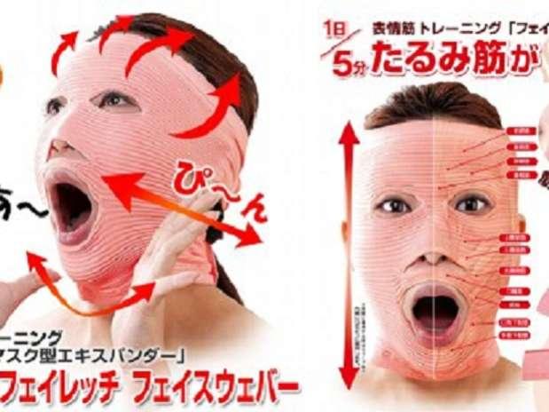 La máscara para la persona del tomate de las arrugas