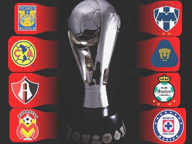 Listos los  Cuartos de Final de la Liguilla del Clausura 2013 Foto: Cortesía Liga MX