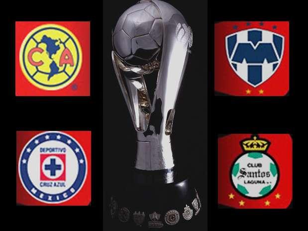 Definidas las semifinales del Clausura 2013  Foto: Especial