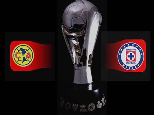 América vs. Cruz Azul, final del Clausura 2013 Foto: Especial
