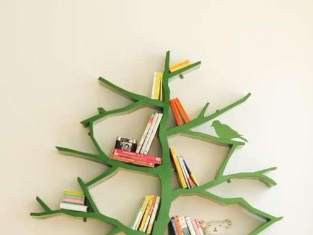 Ideas de libreros originales para tu hogar for Libreros originales
