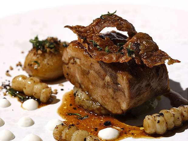 Restaurante the ledbury la moderna cocina francesa for La nueva cocina francesa