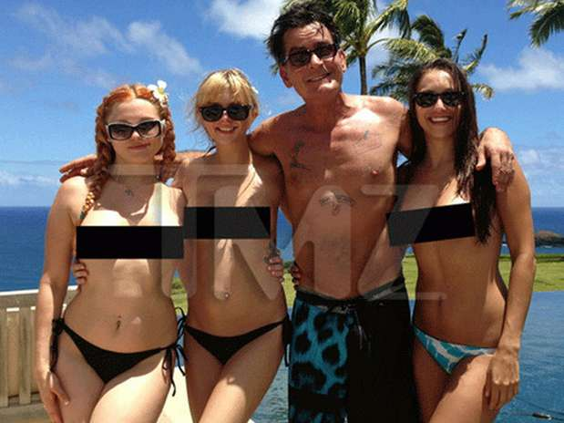 The Xxx Adventures of Charlie Sheen - Videos Porno