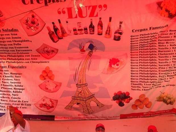 Creper as en df el sabor de francia en tu plato for Ensaladas francesas famosas
