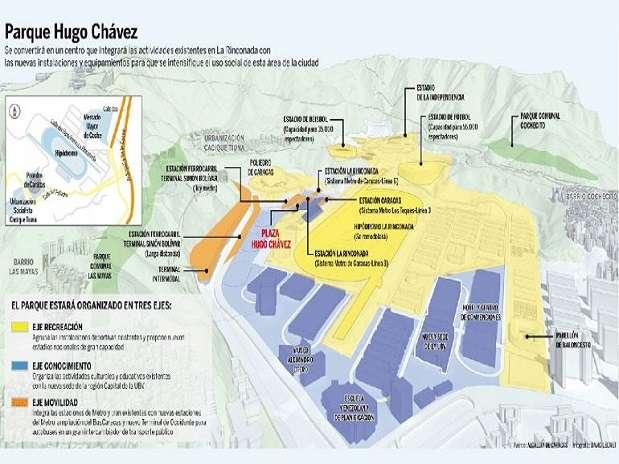 Nicolás Maduro, aprobó recientemente u$s30 millones para continuar la obra que comenzó Chávez, en conmemoración al expresidente. Foto: Diario El Nacional