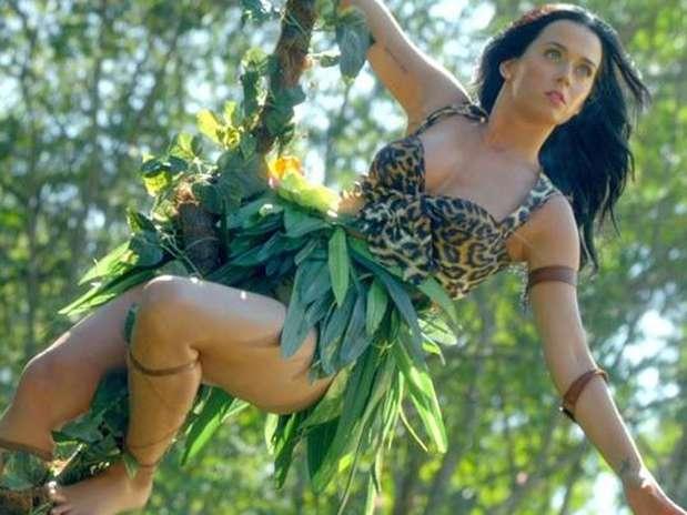 Katy Perry difundióel clip oficialdel primer sencillo de su nuevo álbum, 'PRISM'. Foto: Facebook Katy Perry