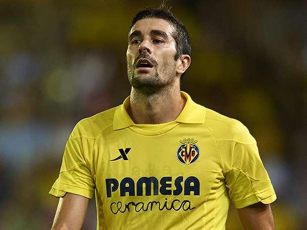Cani, jugador del Villarreal Foto: EFE en español