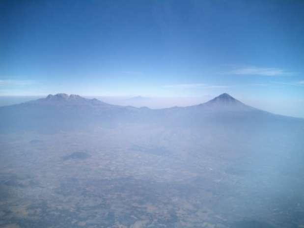 Ciudad de México es considerada una de las más contaminadas del planeta. Foto: Getty Images