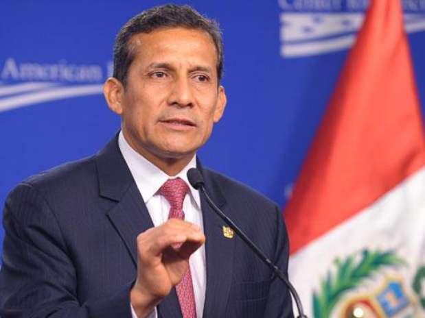 """Ollanta Humala anunció que se creará una """"Corte de Honor"""" para que civiles puedan fiscalizar a la policía nacional. Foto: larepublica.pe"""