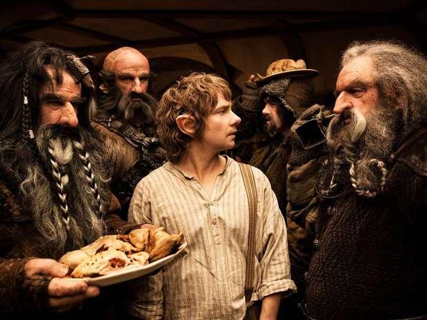 'The Hobbit' será transmitida por Moviecity Premieres el sábado 5de octubre a la 1:15 PM, y el domingo 6a las 10 PM. Foto: Moviecity