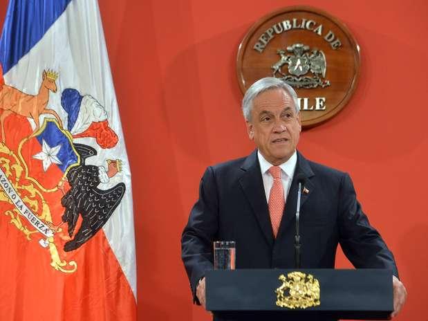 Presidente Sebastián Piñera Foto: Presidencia