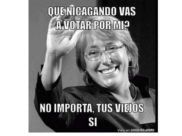 Bachelet y sus Bachelicosas Bachelet02