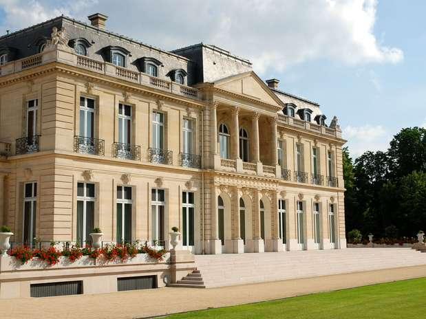 El Château de la Muette, es un castillo ubicado en París, Francia yque en 1949 se convirtió en sede de la Organización para la Cooperación Económica Europea (OECE). Posteriormente, en 1961pasó a ser sede de la Organización para la Cooperación y el Desarrollo Económicos (OCDE). Foto: OCDE / Terra