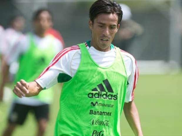 Lucas Lobos está en la mente de Miguel Herrera para ser titular con México Foto: Mexsport