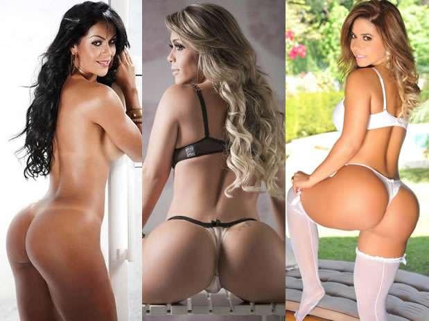 Miss gran culo Brasil volumen 3
