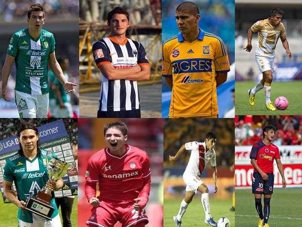 Posibles candidatos para reforzar a Chivas el próximo torneo