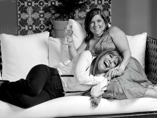 Rosa María Palacios y Magaly Medina, también se suman a campaña. Foto: Las Parejas Imaginarias