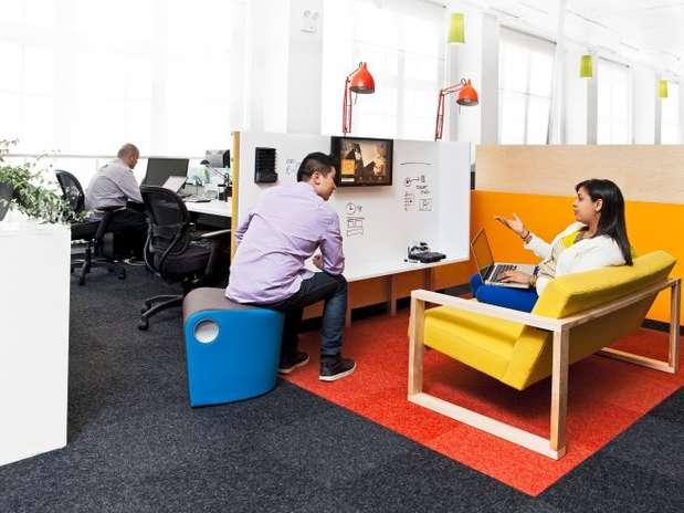 Decoraci n e ideas para mi hogar lindas oficinas for Ideas para mi hogar