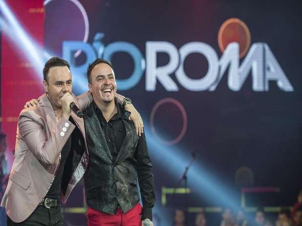 Río Roma está formado por José Luis y Raúl Ortega Castro y se han caracterizado por cantarle al amor y al desamor. Foto: Medios y Media