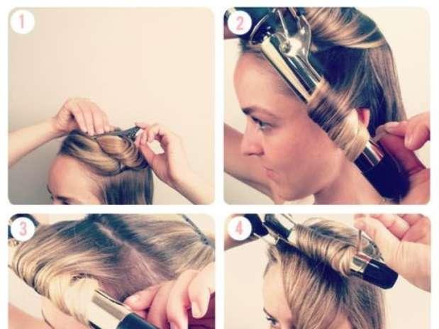 """Как правильно сделать гофрированные волосы поэтапно """" Metalall.ru"""