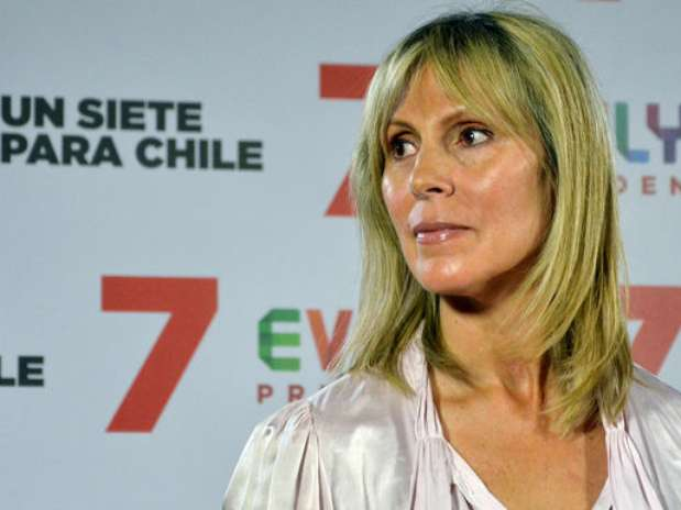 Vocera del comando de Evelyn Matthei, senadora Lily Pérez Foto: UPI