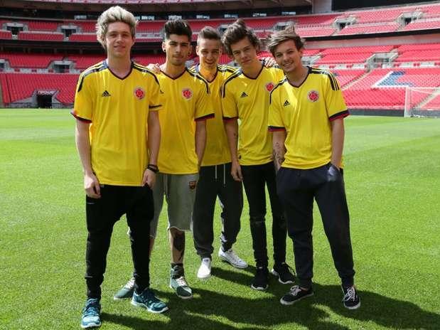 Esta será la primera vez que One Direction visite tierras colombianas. Foto: Reproducción