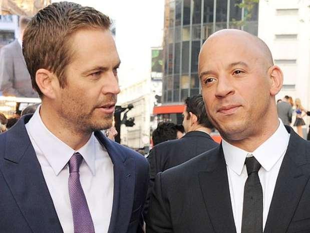 Tras la muerte de Paul Walker, Vin Diesel anuncia que Fast & Furious 7