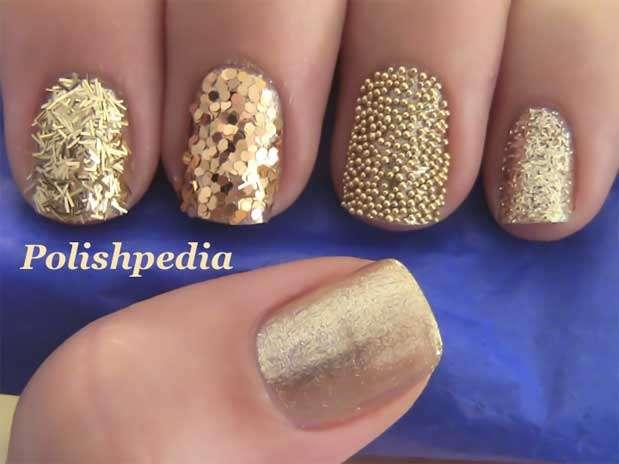 Ultimos diseños de uñas 2014 - Imagui
