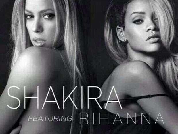 Escucha el nuevo sencillo de #Shakira grabado con #Rihanna