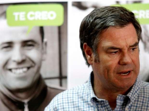 Senador electo Manuel José Ossandón. Foto: Agencia Uno
