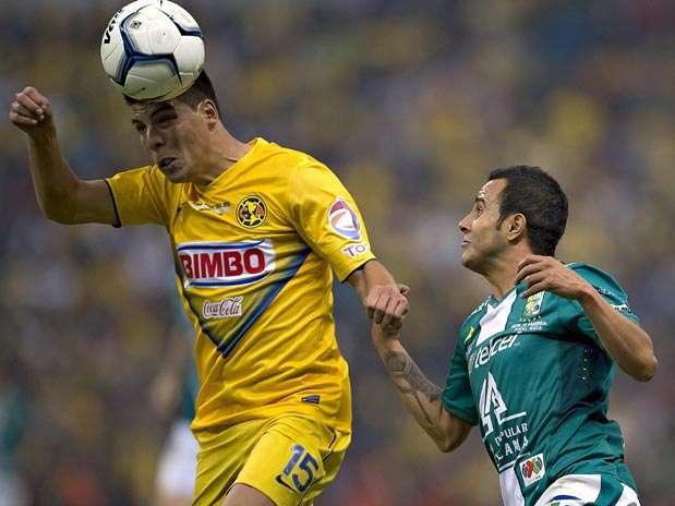 América y León volverán a enfrentarse  tras la final del Apertura 2013 Foto: Mexsport