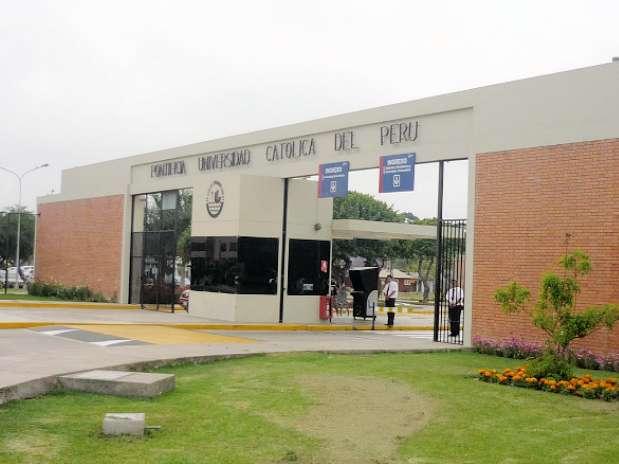 La Pontificia Universidad Católica del Perú lidera el ránking de las mejores universidades del país. Foto: Andina