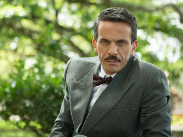 Leonardo Acosta interpreta a Germán Hincapié. Foto: Prensa