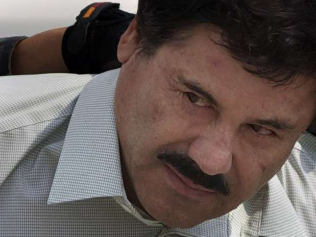 """El Chapo"" Guzmán fue detenido en Mazatlán, Sinaloa. Foto: AP"