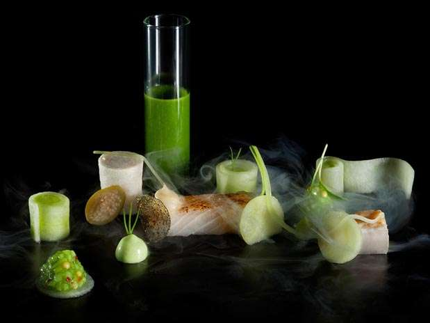 Mejores chefs del mundo andreas caminada el mejor for Tecnicas vanguardistas