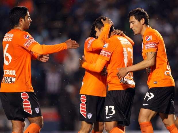 Los Tuzos del Pachuca vencieron a Rayados por 3-2. Foto: Imago 7
