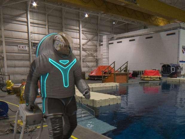 Nasa colocou escolha de traje espacial em votação na internet