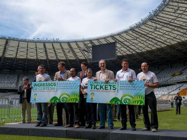 FIFA estará a la caza de los revendedores de entradas durante el Mundial de Brasil