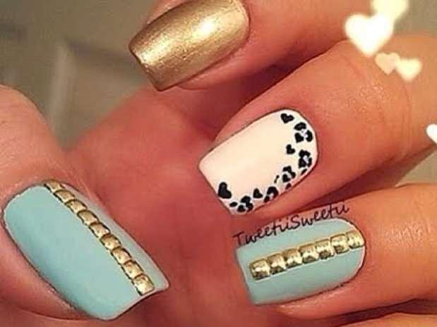 Diseño de uñas para jovenes 2014 - Imagui