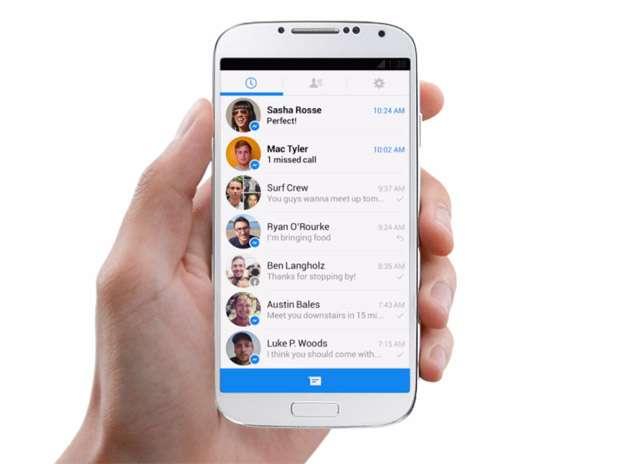 To add a qi badge for messenger to your site