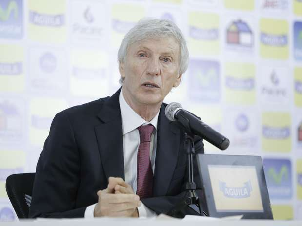 José Néstor Pékerman, DT Selección Colombia Foto: David Felipe ...