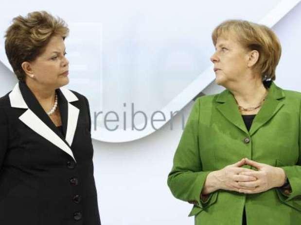 Rousseff y Merkel, las mujeres más poderosas del mundo. Foto: Getty Images